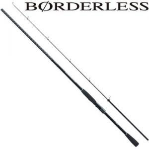 SHIMANO spinning rods borderless casting specification Iso 370HH-TK 3.7m JAPAN