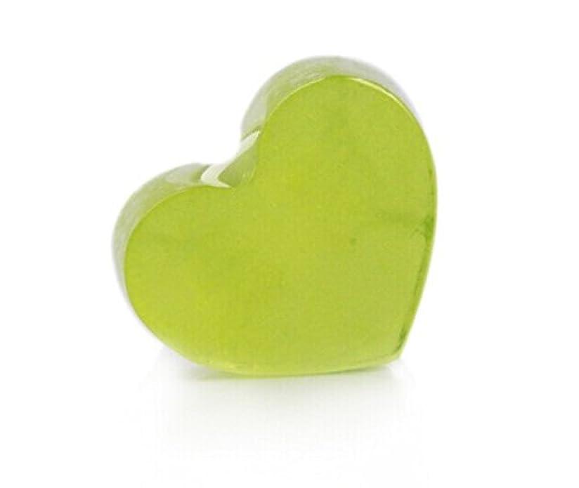 エキサイティング平行金銭的な緑茶クレンジングディープクリーンにきび跡削除手作りオイルソープ  90g