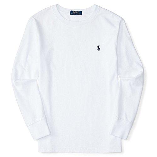 POLO RALPH LAUREN(ポロ ラルフローレン) ワンポイト長袖Tシャツ S140cm相当