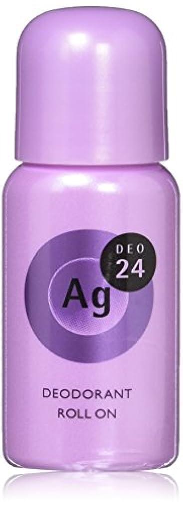 汗甲虫スクレーパーエージーデオ24 デオドラントロールオン フレッシュサボンの香り 40ml (医薬部外品)
