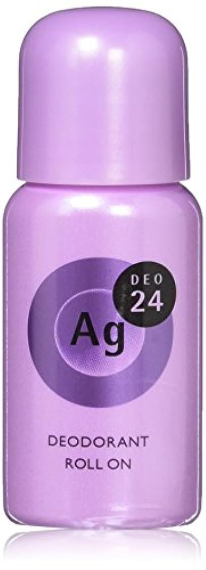 引き算アフリカ人電池エージーデオ24 デオドラントロールオン フレッシュサボンの香り 40ml (医薬部外品)
