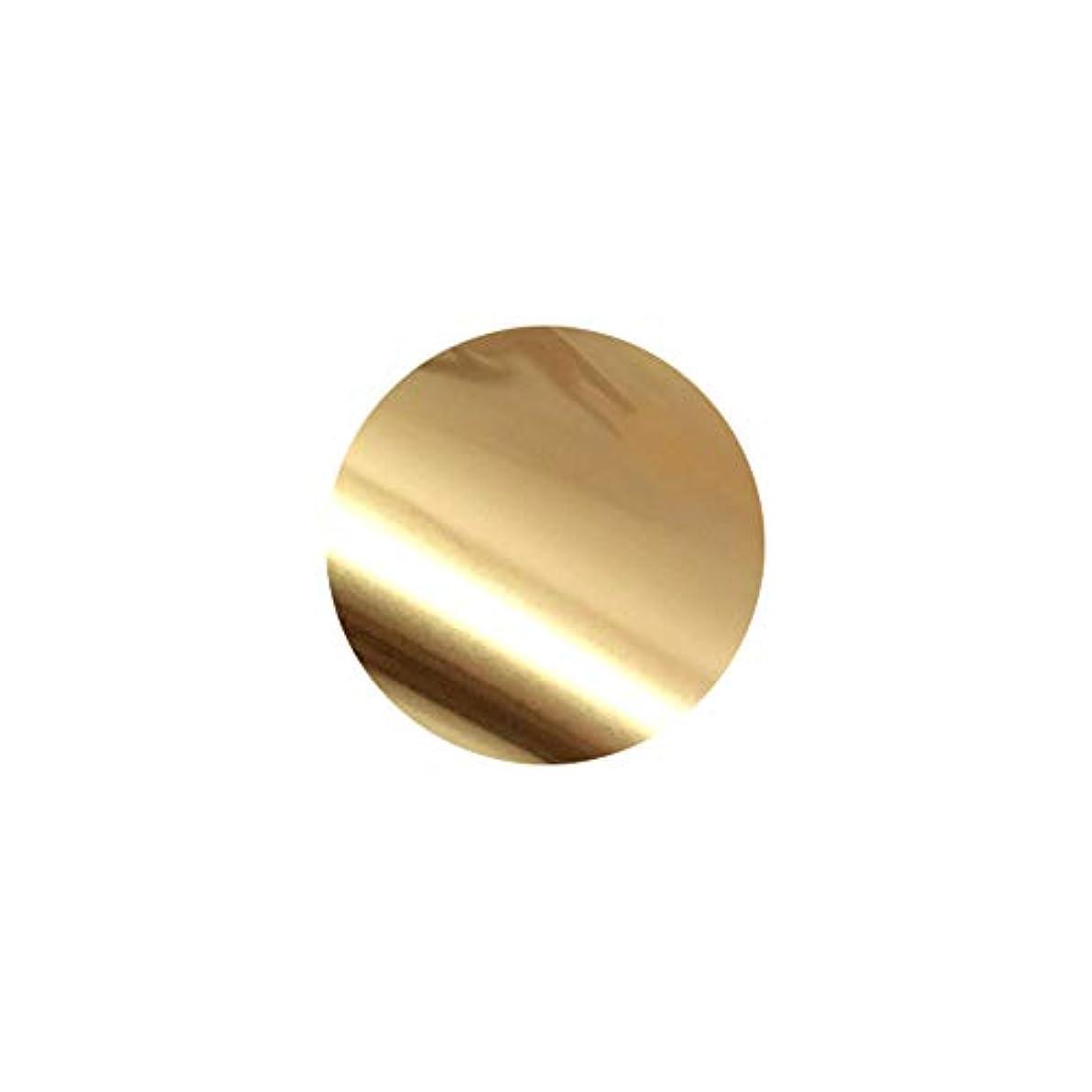 昼寝提唱するマイクirogel イロジェルネイルアート ネイルホイル -メタリックカラー-【マットゴールド】