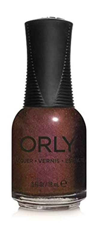 邪悪な補助金物語Orly Nail Lacquer - Velvet Dream Collection Fall 2017 - Velvet Kaleidoscope - 0.6 oz / 18 mL