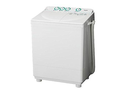 Panasonic 2槽式洗濯機 4kg ホワイト NA-W4...