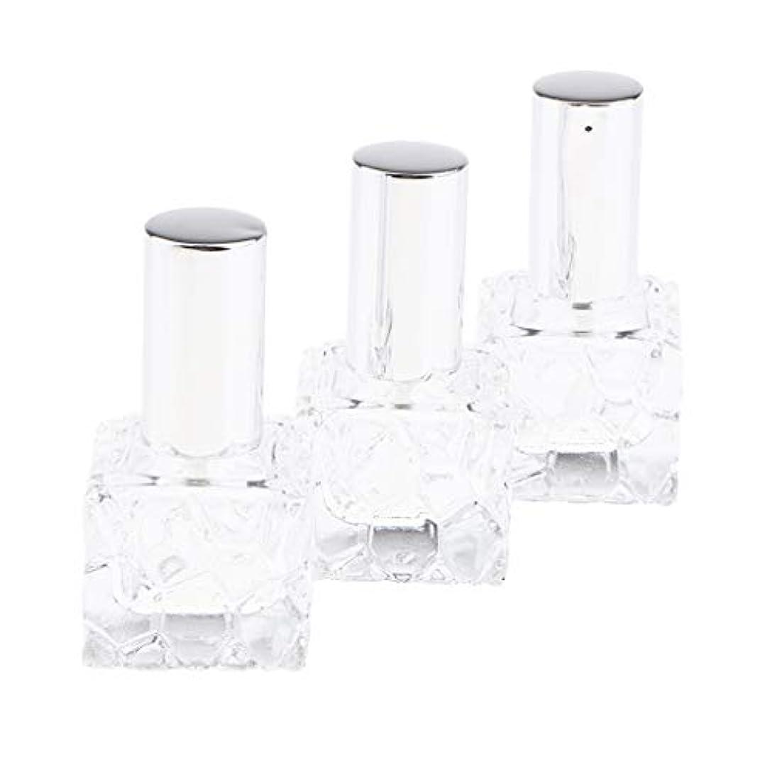 紫の許可する主人CUTICATE 香水瓶 スプレー ガラス スプレー容器 スプレーボトル 香水小分け アロマ保存容器 2種選択でき - 10ml 3個