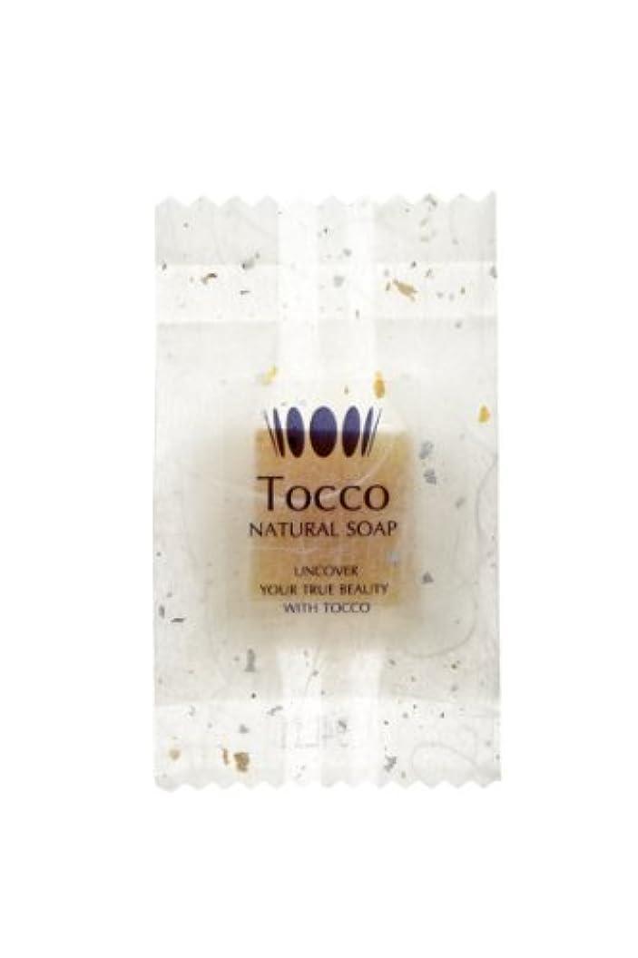 グレー徐々にスクラップブックTocco(トッコ) 無添加石けん 石鹸 10g