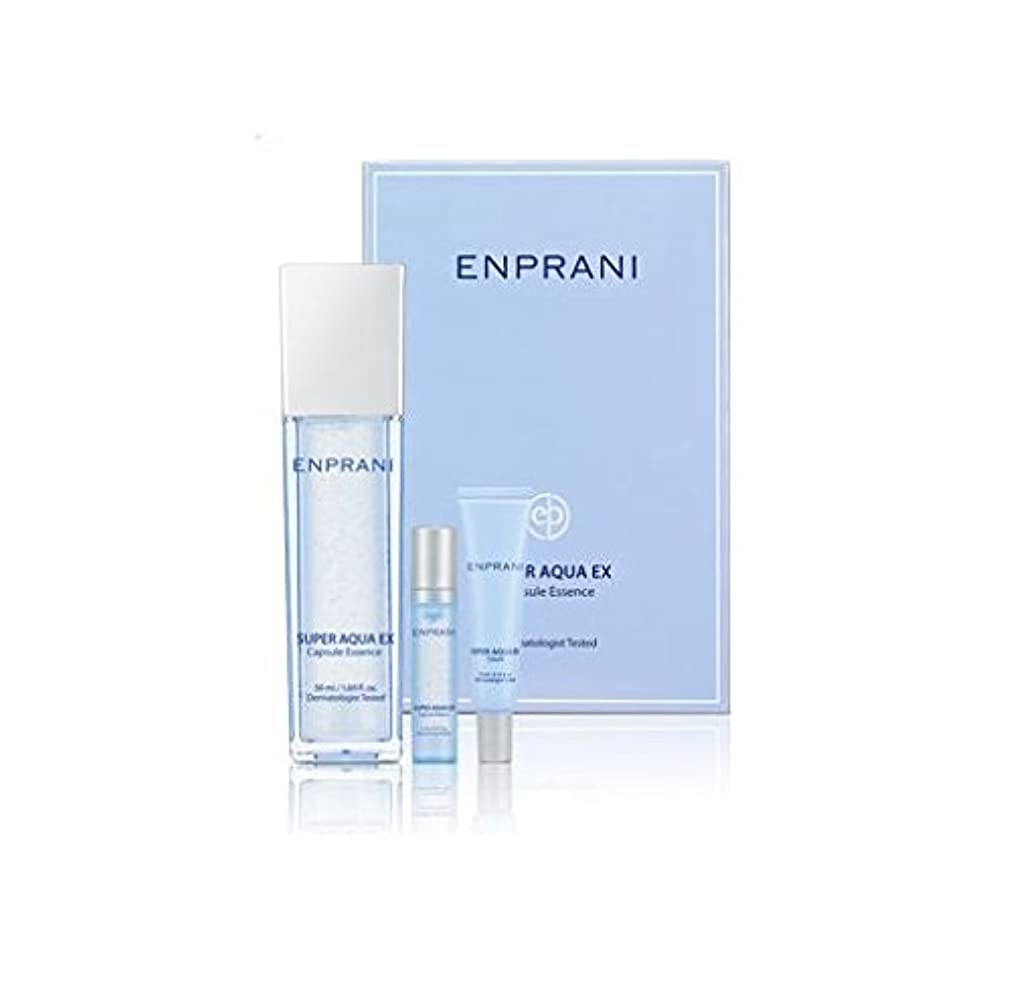 士気望む違反ENPRANI SUPER AQUA EX Capsule Essence Special Set エンプラニスーパーアクア EX カプセルエッセンススペシャルセット [並行輸入品]