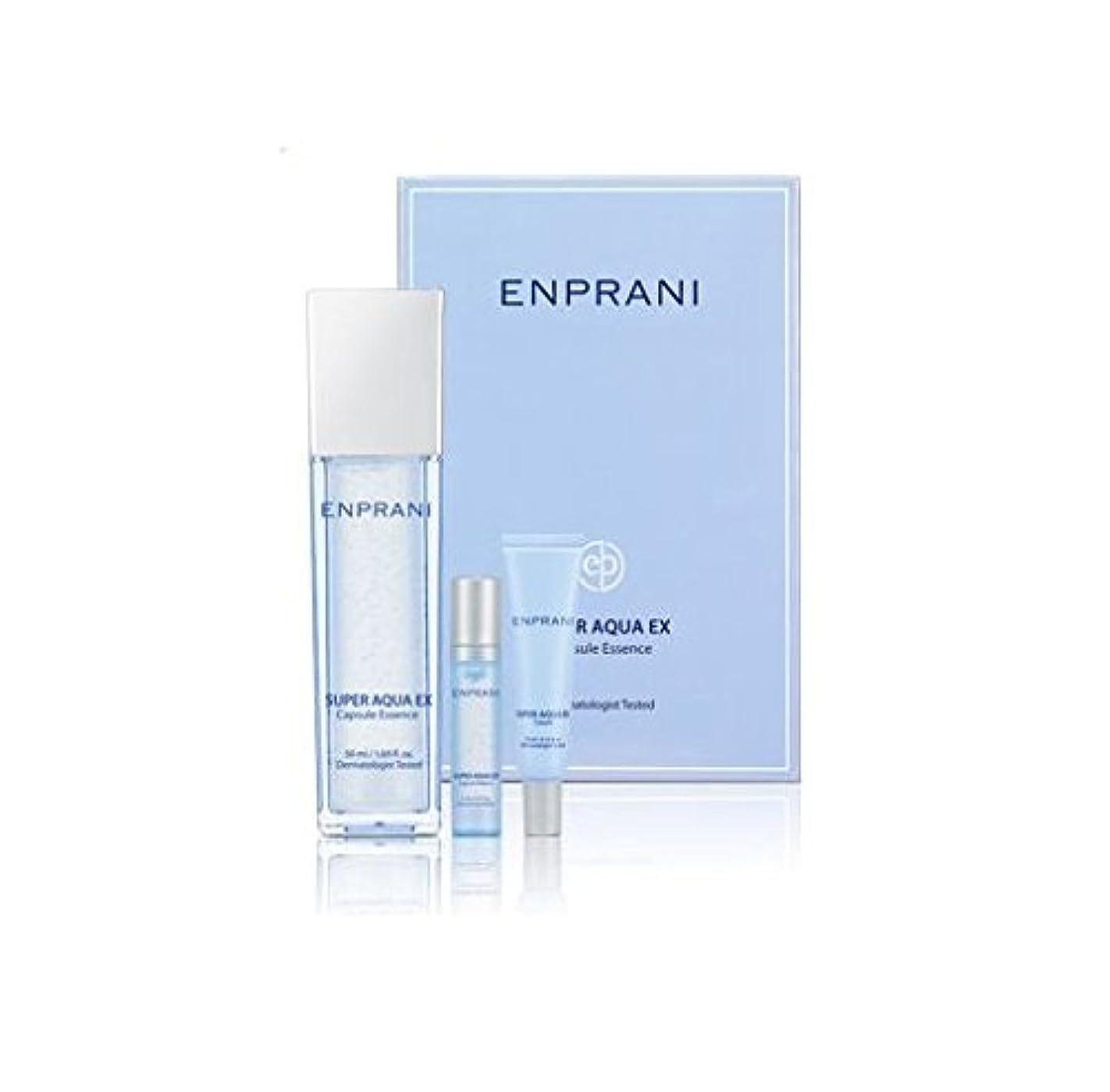 ENPRANI SUPER AQUA EX Capsule Essence Special Set エンプラニスーパーアクア EX カプセルエッセンススペシャルセット [並行輸入品]