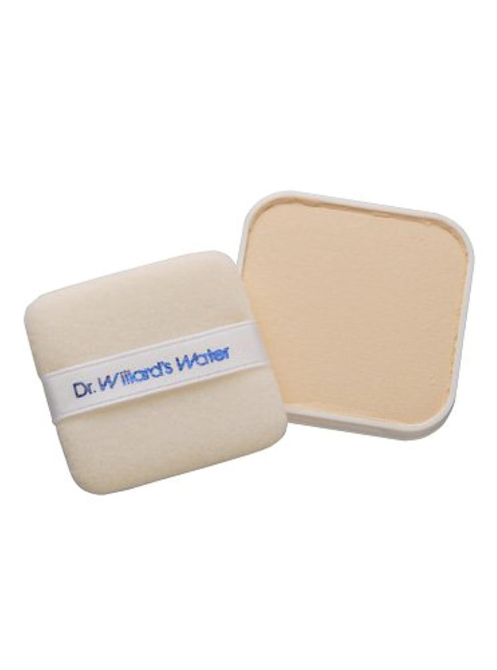 受粉する削除する主要なDr.ウィラード?プレストパウダーつめかえ用レフィル(パフ付)