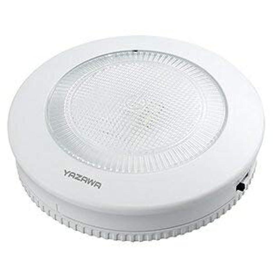 締め切り海港華氏電材堂 タイマー付ポンライト 乾電池式 白色LED×3灯 NBSWN17WHDNZ
