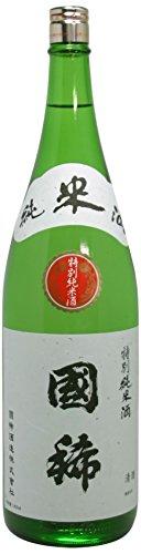 国稀酒造 特別純米酒 1800ml