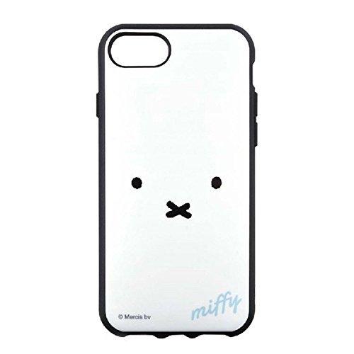 グルマンディーズ スマホケース フェイス iphone8/7/6s/6 対応