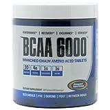 Gaspari Nutrition ギャスパリニュートリション BCAA6000 180tab[海外直送品]