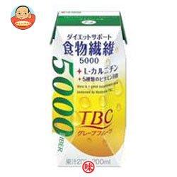 森永乳業 TBC グレープフルーツ(プリズマ容器)200ml紙パック×24本入