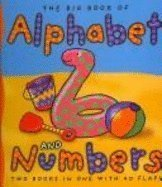 Big Book of Alphabet and Numbers: Little Hare Books (Double Delight)