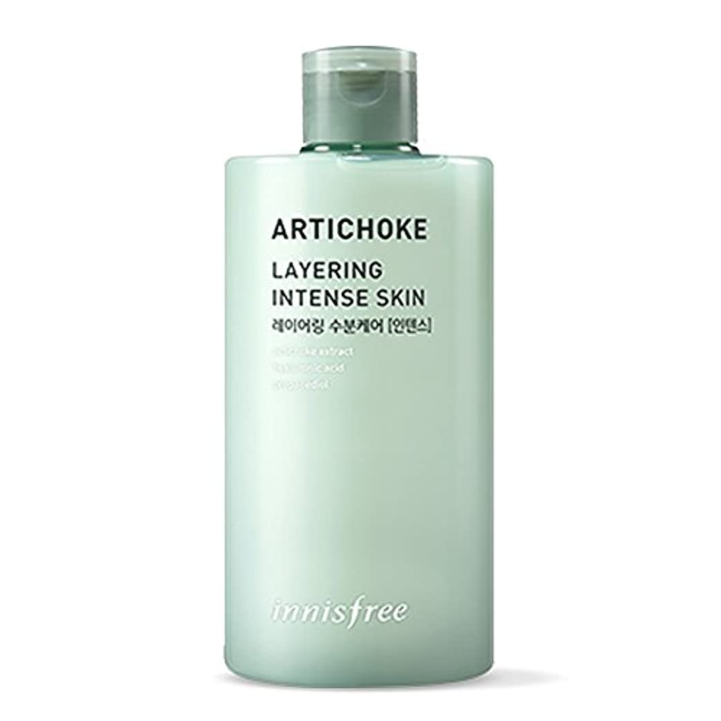 受粉者見捨てられた提案イニスフリーアーティチョークレイヤーインテンセスキン(トナー)400ml Innisfree Artichoke Layering Intense Skin (Toner) 400ml [海外直送品] [並行輸入品]