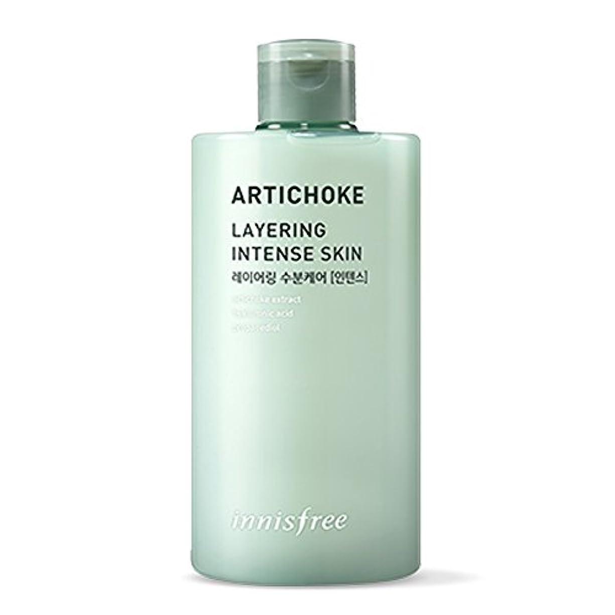 分離ギャラリーニンニクイニスフリーアーティチョークレイヤーインテンセスキン(トナー)400ml Innisfree Artichoke Layering Intense Skin (Toner) 400ml [海外直送品] [並行輸入品]