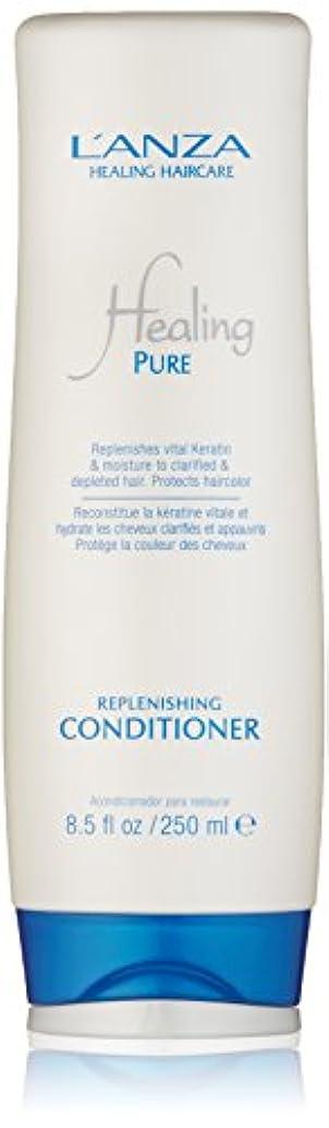 束回るエコーHealing Pure by L'Anza Replenishing Conditioner 250ml by L'anza