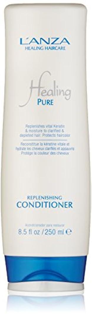 称賛家事をする記念碑Healing Pure by L'Anza Replenishing Conditioner 250ml by L'anza