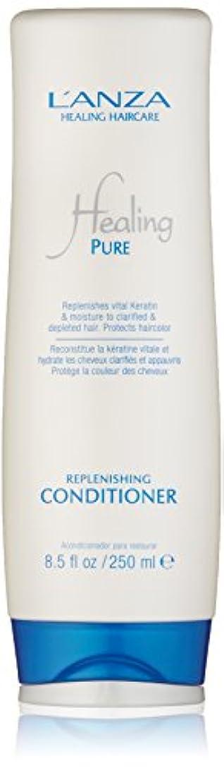なので超音速ご近所Healing Pure by L'Anza Replenishing Conditioner 250ml by L'anza