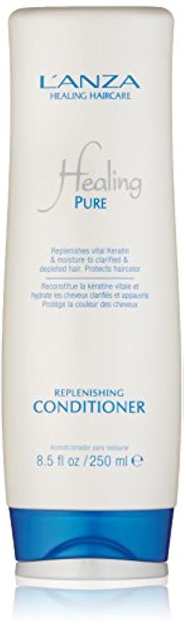 進む良さジョージハンブリーHealing Pure by L'Anza Replenishing Conditioner 250ml by L'anza
