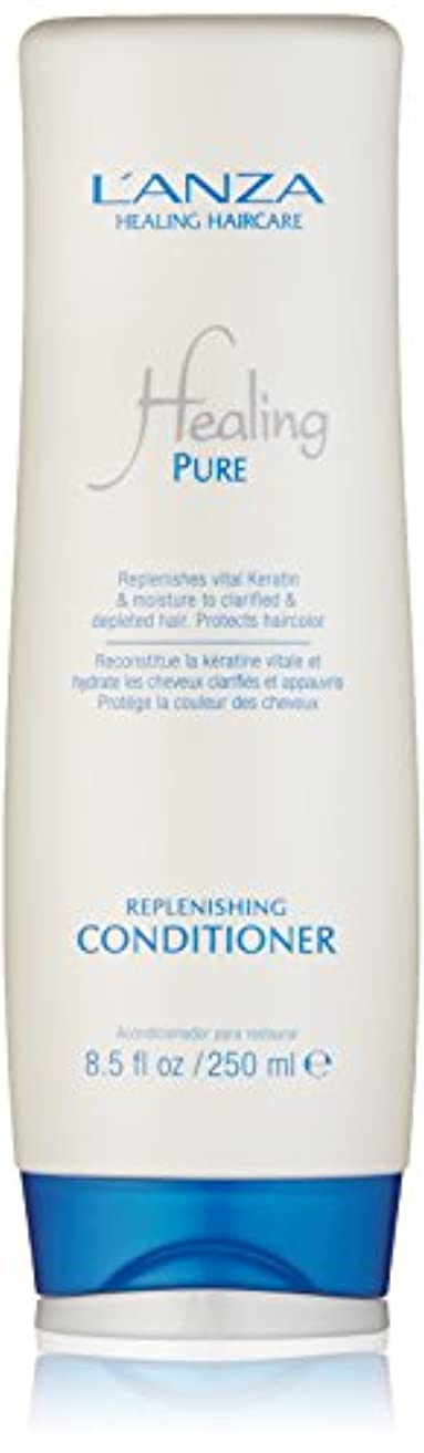 歴史家接地サイトHealing Pure by L'Anza Replenishing Conditioner 250ml by L'anza