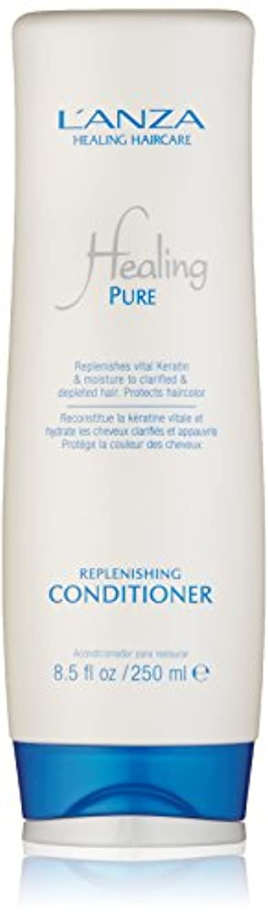 アロング統合傾向がありますHealing Pure by L'Anza Replenishing Conditioner 250ml by L'anza