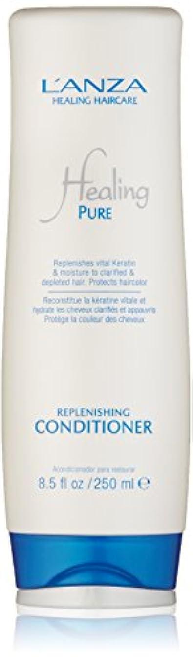 上院バブル追い越すHealing Pure by L'Anza Replenishing Conditioner 250ml by L'anza