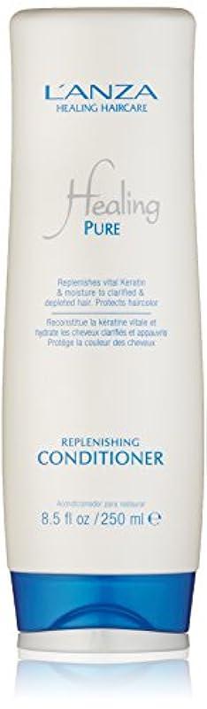 中級変換役員Healing Pure by L'Anza Replenishing Conditioner 250ml by L'anza