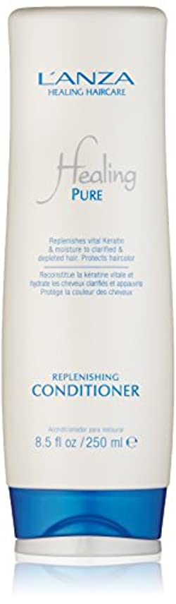争い作り真実Healing Pure by L'Anza Replenishing Conditioner 250ml by L'anza