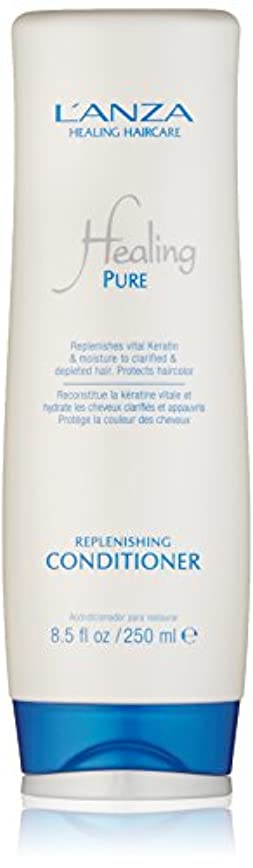 隠新しい意味ファンタジーHealing Pure by L'Anza Replenishing Conditioner 250ml by L'anza