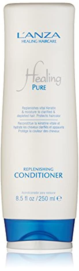 どこでも心臓グリーンランドHealing Pure by L'Anza Replenishing Conditioner 250ml by L'anza