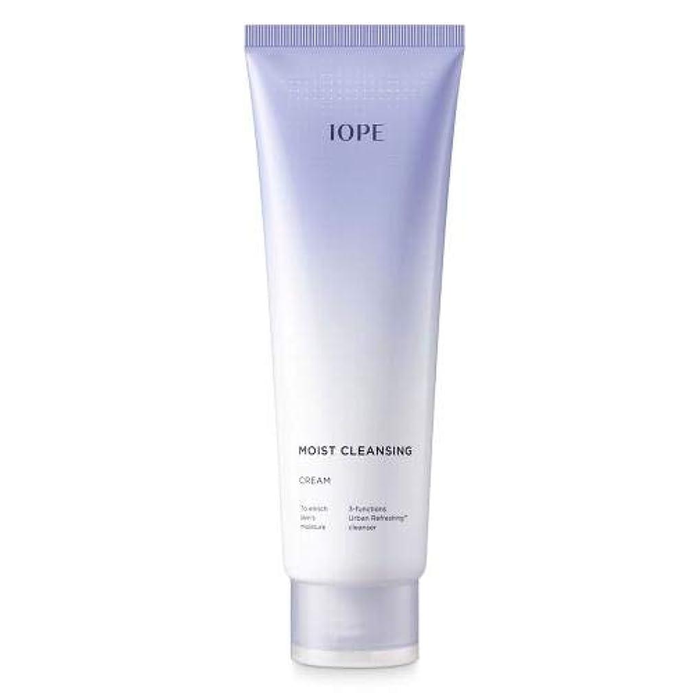 散る不適切な楕円形アイオペ(IOPE) モイストクレンジング ホイッピングフォーム 洗顔 180ml