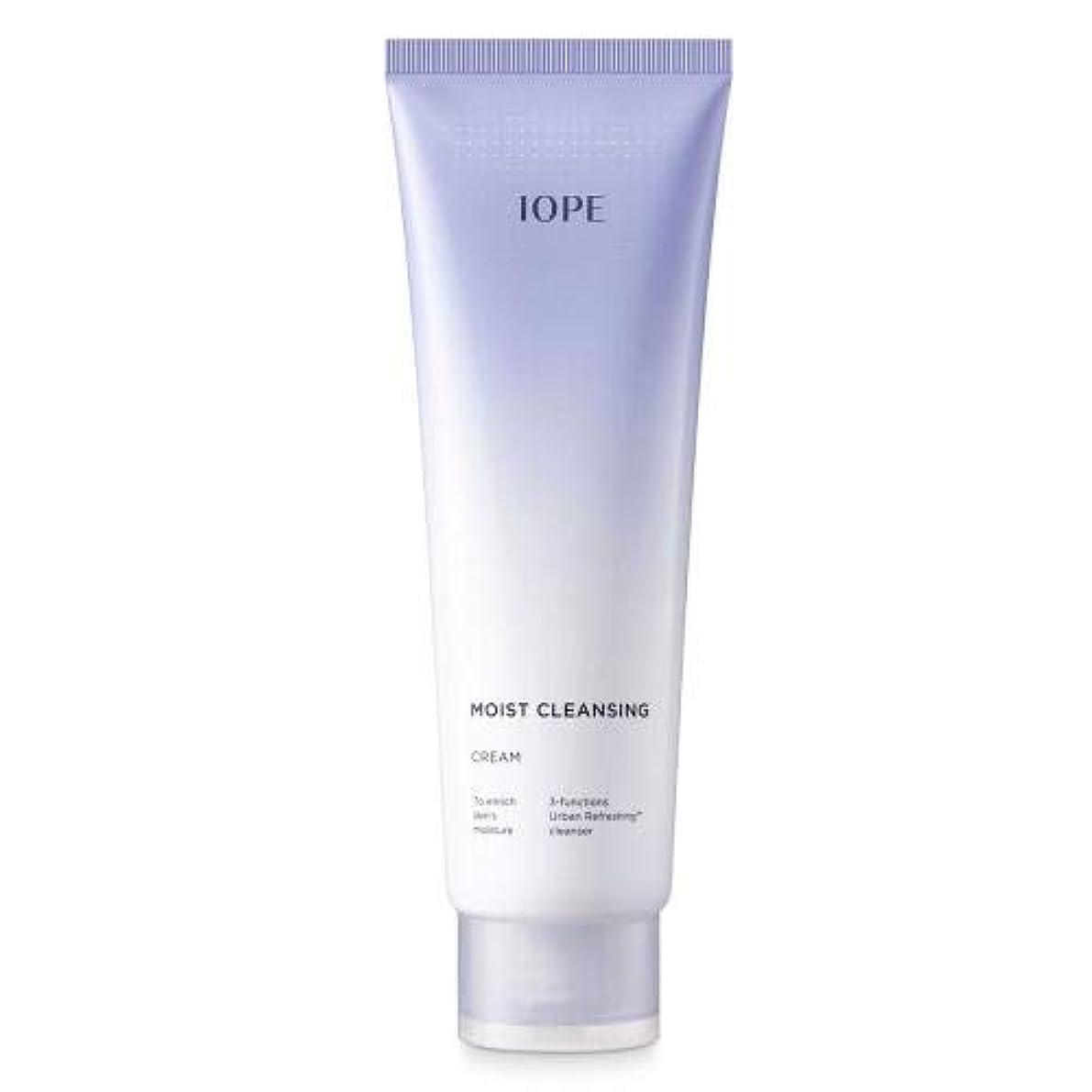 命題鎮痛剤原油アイオペ(IOPE) モイストクレンジング ホイッピングフォーム 洗顔 180ml
