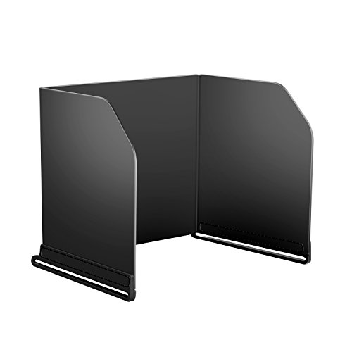 Rantow 折り畳み式携帯電話/タブレットモニターサンシェード DJI Mavic Pro/Mavic Air/Mavic 2 Zoom/Mavic 2 Pro/Spark / Phantom 3/4 / Inspire 1 / OSMO用 アクセサリードローンリモコン携帯ストラップサンフードスマートフォンカバーフード