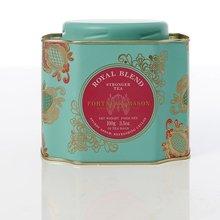 英国フォートナム&メイソン社 ロイヤルブレンド 紅茶 ティーバッグ50個(共100g) デコラティブティーキャディー 入り Fortnum & Mason Royal Blend Decorative Caddy