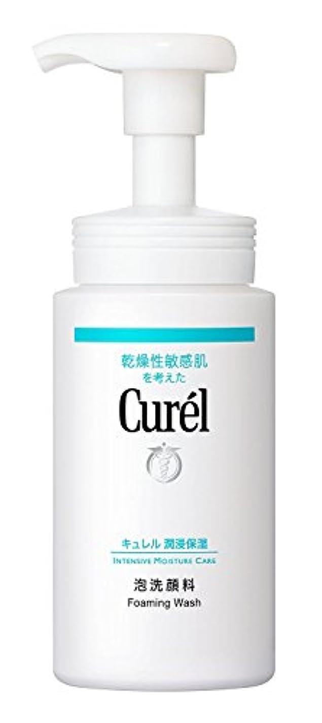 中級後険しいキュレル 泡洗顔料 150ml×6個