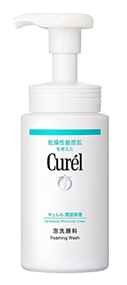 免疫する質素なジャンプする【花王】キュレル 薬用泡洗顔料 150ml ×5個セット