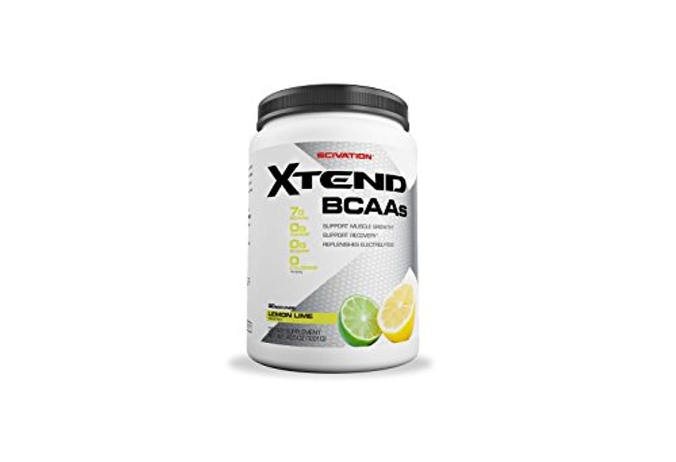 ユーモラスどう?居眠りする【海外直送品】Scivation Xtend BCAA 90杯分 (レモンライム)