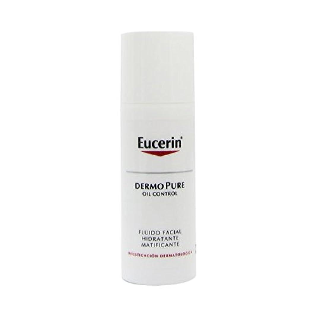 ウッズ摩擦速度Eucerin Dermopure Oil Control Matifying And Moisturizing Fluid 50ml [並行輸入品]