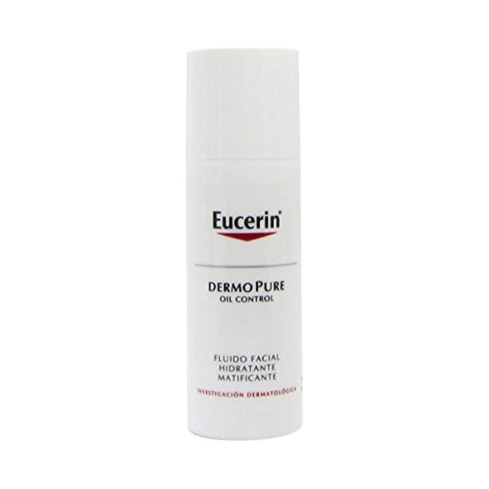 ヘクタール修復決めますEucerin Dermopure Oil Control Matifying And Moisturizing Fluid 50ml [並行輸入品]