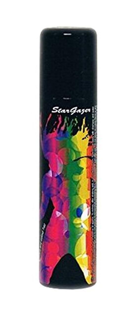 禁輸気性正確なアレス スターゲイザー ワンウォッシュカラースプレー UVパープル 75ml