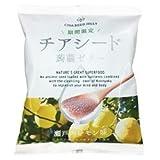 チアシード蒟蒻ゼリー 瀬戸内レモン味 10個×12袋入×(2ケース)