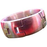 [エルメス]HERMES H指輪 ヘラクレス 75049 9号 中古