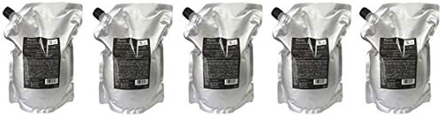 するハイランド物質5本セット デミ ビオーブ フォーメン スキャルプ パックジェル 2000g レフィル
