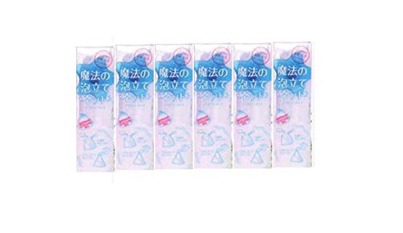 花に水をやるパズルコーン魔法の泡立てネット ソープイン(意匠登録商品) お得な6個セット★数量限定★