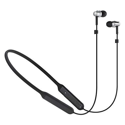 オーディオテクニカ audio-technica ワイヤレスイヤホン/Bluetooth対応 リモコン マイク付き ATH-CKR700BT
