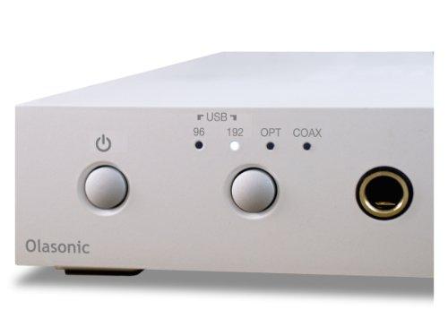 東和電子 Olasonic NANO-COMPO DAコンバーター NANO-D1