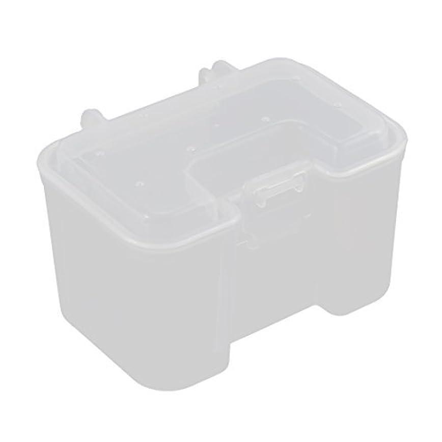 スペイン知覚的実用的DealMuxプラスチックルアーのベイトフックは収納ボックスケースコンテナクリアタックル