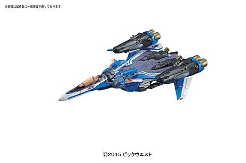 メカコレクション マクロスシリーズ マクロスΔ VF-31J スーパージークフリード ファイターモード(ハヤテ機) プラモデル